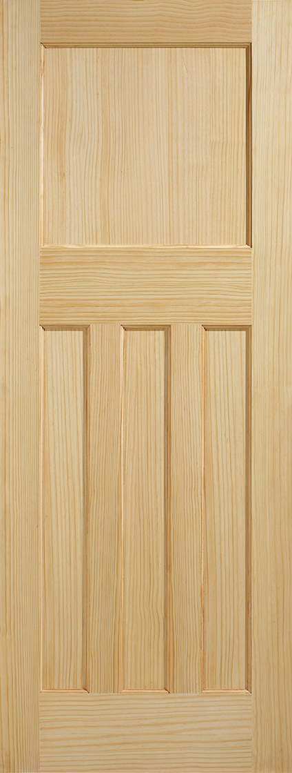 Radiata pine dx30 style internal door