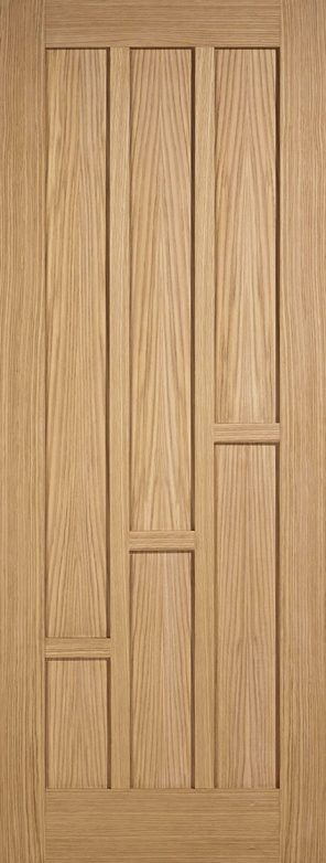 Oak coventry 6p internal door