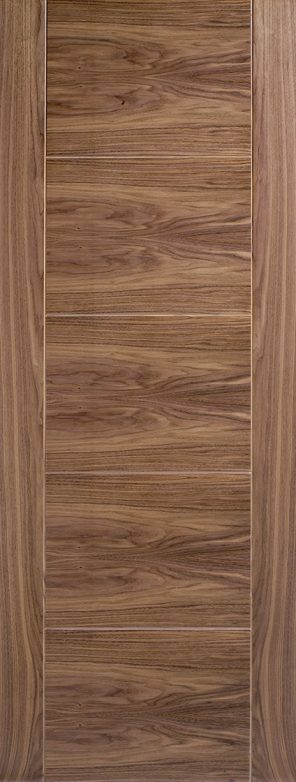 Walnut vancouver solid internal door