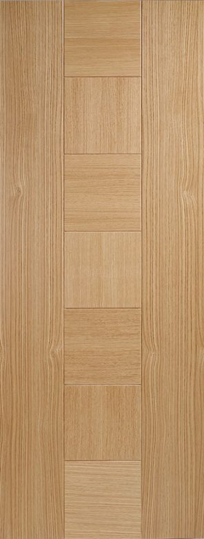Pre finished oak catalonia internal door