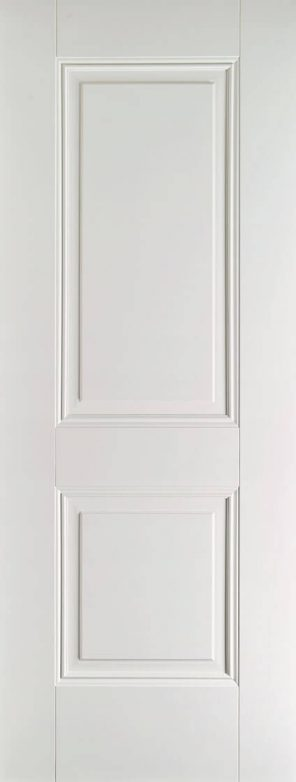 White primed arnhem 2p internal door