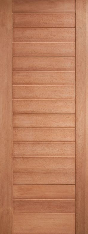 Hardwood mortice & tenons hayes external door