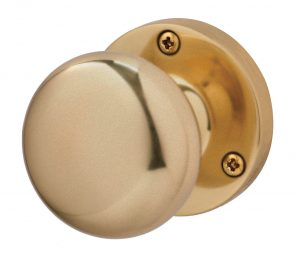 Charon satin brass internal hardware pack