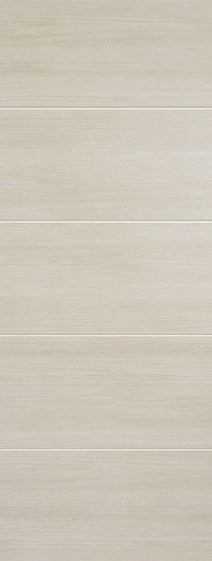 Laminate prefinished ivory santandor internal door