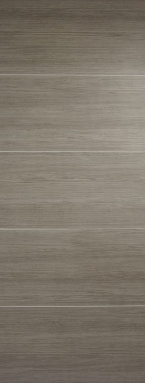 Laminate prefinished light grey santandor internal door
