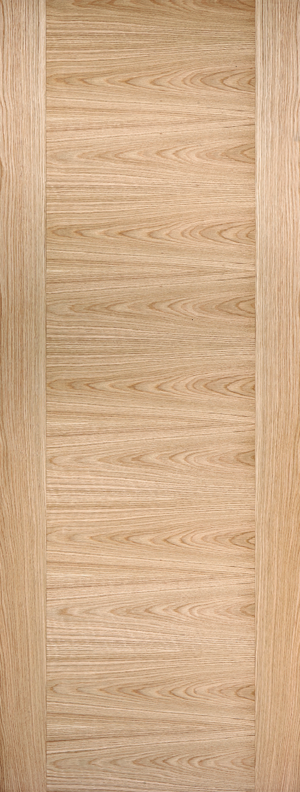 Prefinished oak sofia internal door